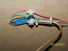 tuttnauer TUT092-4245  1730ek pressure transducer w/tubing-autoclave sterilizer
