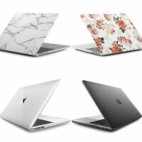 MacBook Pro 13 Case 2017 & 2016 Release A1706/A1708 Marble Hard Case Shell Cover