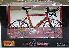 New Tour de Maisto 1:12 Die Cast Metal Cannondale Multisport 2000 Bicycle Bike