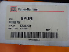 Cutler Hammer BPONI Buffered PONI