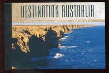Australia - 2005 - $12.95 Prestige Booklet - Special Occasion Destination Austra