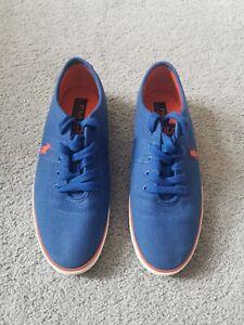 Mens RALPH LAUREN Trainers Shoes size UK 8