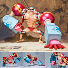 Japanese Hot Anime Figure Toy One Piece Franky Figurine 16cm