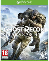 Tom Clancy´s Ghost Recon Breakpoint (XBox One) (NEU OVP (UNCUT) (Blitzversand)
