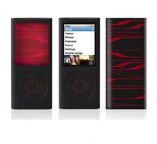 Carcasa negra de silicona/goma para reproductores MP3
