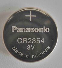 CR2354 Panasonic Knopfzelle Batterie 2354 lose Ware 3V