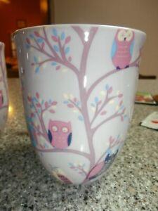 Owl Mug Coffee Cup by Creative Tops Lavender