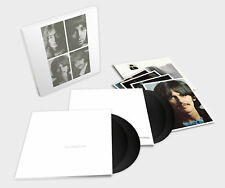The White Album 4 LP by The Beatles (Vinyl, 2018, Capitol)
