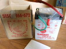 NOS OEM Genuine Yuasa Honda Battery YB2.5L-C 31500-166-672 MB5 XL125 CB125