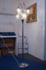 Kristall Stehlampe Stehleuchte, Stehleuchter, hochwertige Stehlampe