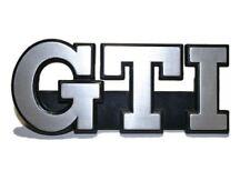 MK2 GOLF Grille Badge, GTI Inscription - 191853679L