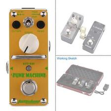 AROMA AFK-3 FUNK MACHINE Auto wah pedal Mini Digital Effect True Bypass N F1D4