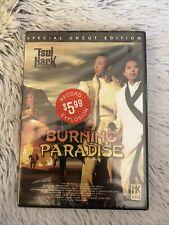 Burning Paradise (Special Uncut Edition) DVD NEW NIB *Read*