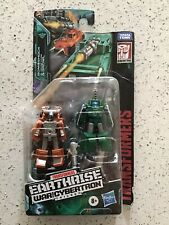 Transformers War For Cybertron Earthrise Bombshock and Growl WFC - NEW!!!