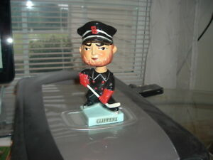 1960's Bobble Head Nodder Baltimore Clippers Mascot Hockey NICE!