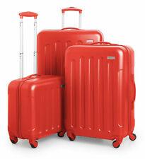 SUITLINE Koffer-Set Trolley-Set Hartschalen Koffer Reisekoffer TSA S M & L