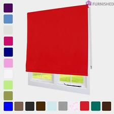 Plain Roller Blinds Daylight Easy Fit Window Blind - FREE Cut to Fit Service