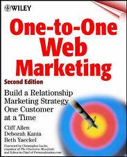 1-2-1 web marketing: crea relazione strategia di marketing (incl CD ROM)