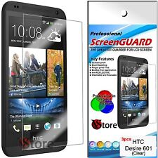 3 Films for HTC Desire 601 Protector Save Screen LCD Display Film