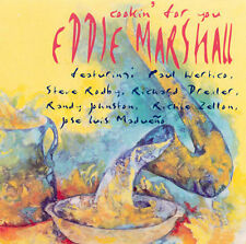 Cookin' for You by Eddie Marshall (Reeds) (CD, Feb-1997, Song-o-sau-rus Music)