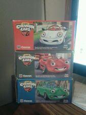 The Chevron Cars Tony Turbo, Wendy Wagon, Sam Sedan BNIB See listing