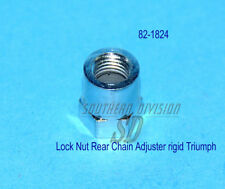 Triumph 82-1824 F1824 chain adjuster wheel lock NUT rigid 38-54 kettenspanner