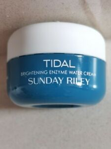 Sunday Riley Tidal Brightening Enzyme Water Cream 8 g - Exfoliating Revitalising