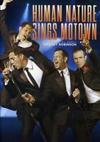 HUMAN NATURE Sings Motown DVD BRAND NEW NTSC Region 4