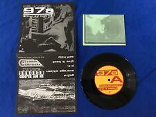 "97a - Better of Dead 7"" - Floorpunch, NJHC, SXE, Rorschach, Hands Tied, Vision"