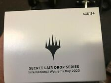 Magic the Gathering - Secret Lair: International Women's Day 2020 Sealed in hand