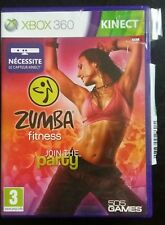 Microsoft Xbox 360 - Zumba Fitness Join The Party complet