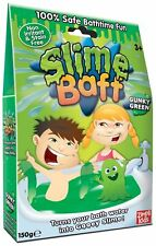 Slime Baff - Turns Your Bath Water Into Gooey Slime! Kids (Blue, Green or Red)