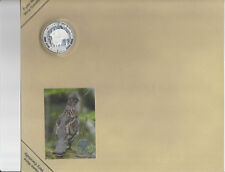 Collectible Coin Grouse  H1582S