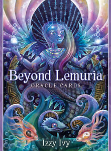 Beyond Lemuria Oracle Cards by Izzy Ivy 9781925538830 Includes Guidebook In Box