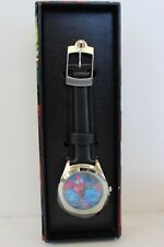 Vintage 2004 MARVEL Spiderman Collectible Watch in Comic Strip Box Analog NIB