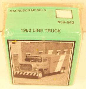 Magnuson Models 439-942 1982 Line Truck Kit