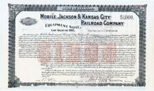 MOBILE, JACKSON & KANSAS CITY RR CO.