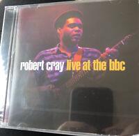 Robert Cray - Robert Cray Live At The BBC New Sealed Cd Free Post W