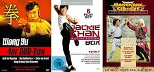 14 películas Kung Fu paquete wang yu jackie chan chen Sing Eastern DVD Collection nuevo
