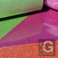 3 YARDS SISER GLITTER HEAT TRANSFER VINYL (MIX & MATCH YOUR FAVORITE COLORS)