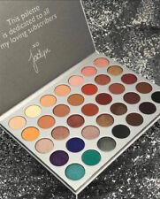 New 35 Colors Makeup Eyeshadow Palette Shimmer Matte Eye Shadow Cosmetics Beauty