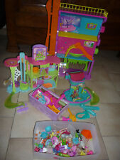 Polly pocket, gros lot accessoires + figurines - (envoi poss. cf annonce)