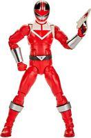 Power Rangers Lightning Collection - Figurine Ranger Rouge TF de 15 cm neuf