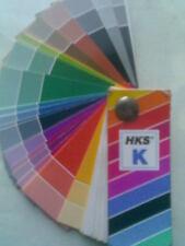 HKS colour palette bridge book