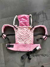 Tula Baby Carrier Sling Pink Zigzag