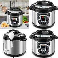New listing Stainless Steel Pressure Cooker Powerful 1000W Electric 9-1 Multifunction Pot