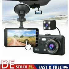 4-Zoll Auto Kamera 1080P HD Video Recorder KFZ DVR Nachtsicht G-Sensor