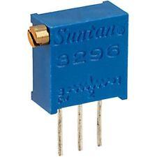 Suntan tsr-3296x-101r 100R wr3296x 10% 3/8 Cermet Trimmer Pot