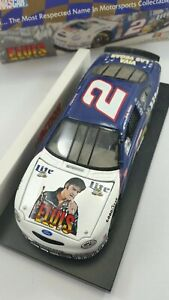 Rusty Wallace Nascar Die Cast Car Elvis Edition 50th Anniversary 1998 Boxed #2