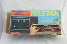 Coleco Telstar Console with Box AS IS FOR REPAIR FOR PARTS